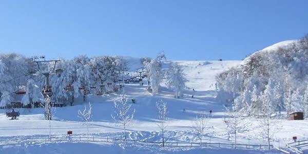 eremo monte carpegna, Dove sciare nelle marche